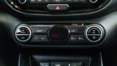 Kia e-Soul: il climatizzatore automatico