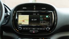 Kia e-Soul: il display digitale da 10,25