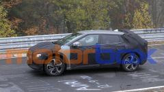 Kia EV crossover 2021: le foto spia