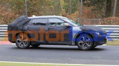 Kia EV crossover 2021: visuale laterale