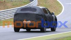 Kia EV crossover 2021: visuale posteriore