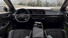 Kia EV6 GT, gli interni