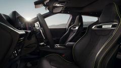 Kia EV6 GT: i sedili