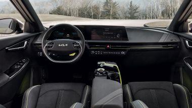 Kia EV6 GT: interni