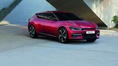 Il nuovo crossover elettrico Kia EV6: motore, autonomia. Il video