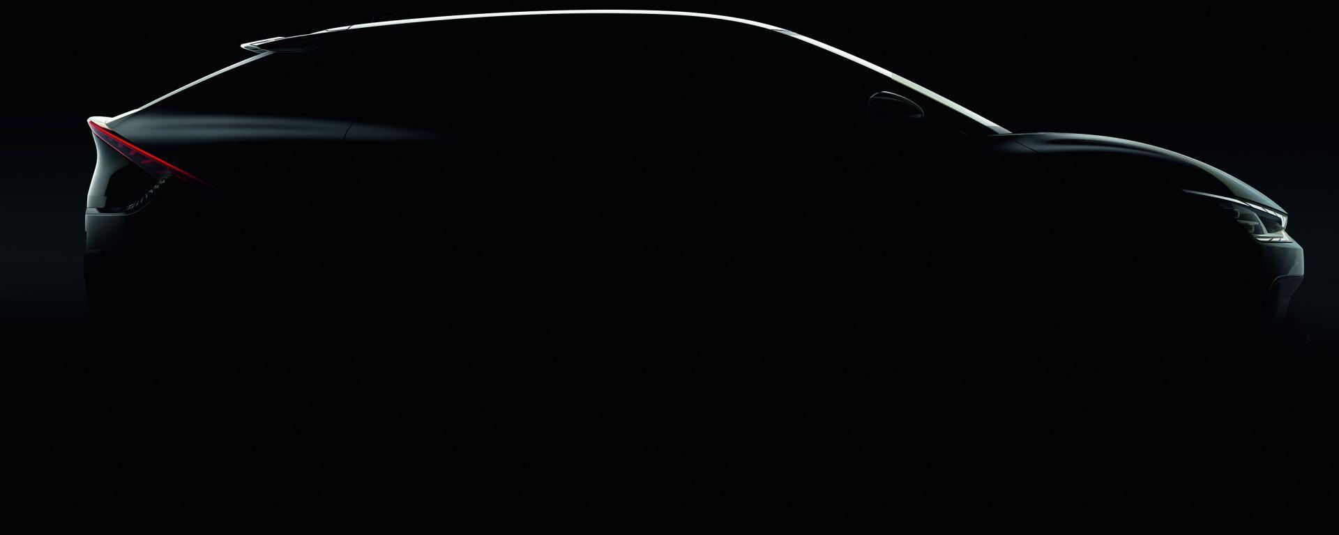 Kia EV6, primi teaser del nuovo SUV elettrico Kia 2022