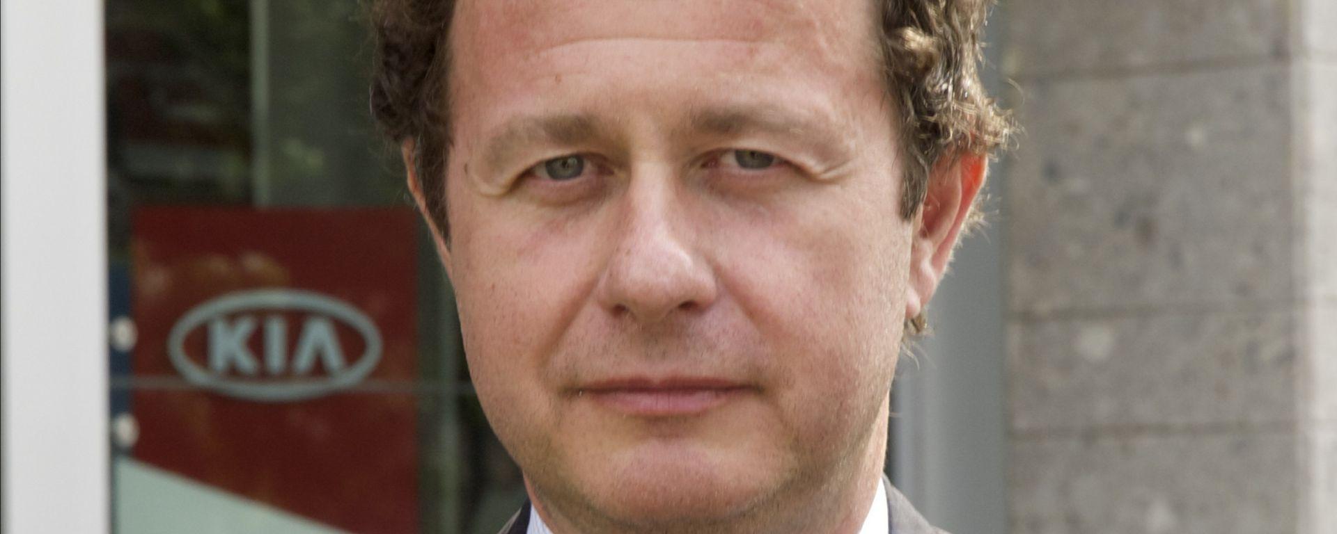 Giuseppe Bitti di Kia Italia votato Top Manager 2015