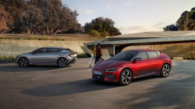 Kia: in arrivo due nuovi SUV elettrici?