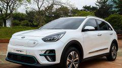 Nuova Kia e-Niro: il SUV elettrico in video da Parigi 2018 - Immagine: 4