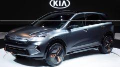 Niro EV: la crossover del futuro secondo Kia - Immagine: 2