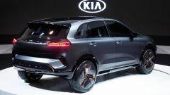 Niro EV: la crossover del futuro secondo Kia - Immagine: 3