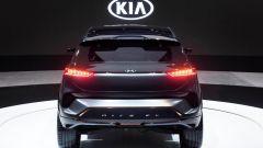 Niro EV: la crossover del futuro secondo Kia - Immagine: 4