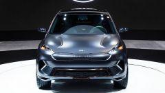Niro EV: la crossover del futuro secondo Kia - Immagine: 1