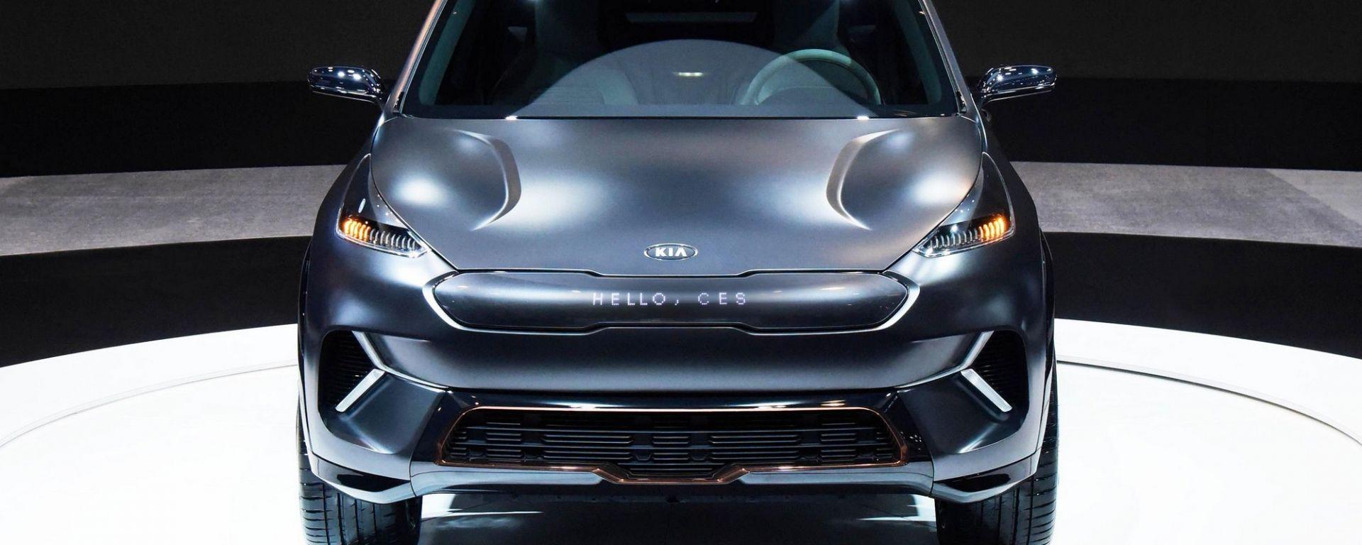 Niro EV: la crossover del futuro secondo Kia