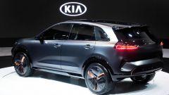 Niro EV: la crossover del futuro secondo Kia - Immagine: 10