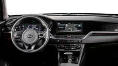 Kia Niro Hybrid 2019, gli interni