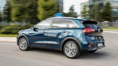 Kia Niro Hybrid 2019, la fiancata