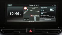 Kia Niro Hybrid 2019, nuovo display touch da 10,25 pollici
