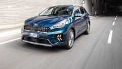 Kia Niro Hybrid 2019: prezzi da 26.250 euro