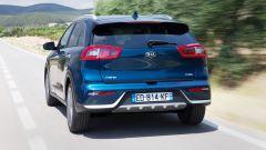 Kia Niro Hybrid: negli USA ha fatto il record tra le ibride per i consumi più bassi, 3,08 litri per 100 km