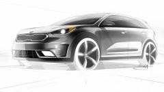 Kia Niro Hybrid - Immagine: 1
