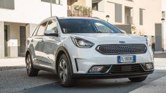 Kia Niro ibrida plug-in, crossover alla spina - Immagine: 14