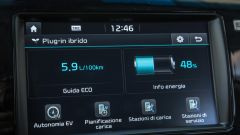 Kia Niro ibrida plug-in, crossover alla spina - Immagine: 20