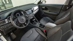 Kia Niro ibrida plug-in, crossover alla spina - Immagine: 22