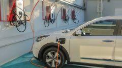 Kia Niro ibrida plug-in, crossover alla spina - Immagine: 3