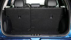 Kia Niro Plug-in Hybrid 2019, il bagagliaio