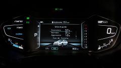 Kia Niro Plug-in Hybrid 2019, il computer di bordo