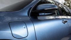 Kia Niro Plug-in Hybrid 2019, lo sportello di ricarica