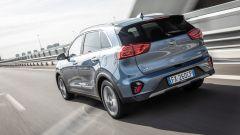 Kia Niro Plug-in Hybrid 2019, oltre 50 km di autonomia in elettrico