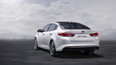 Kia Optima 2016 - Immagine: 2