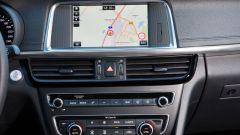 Kia Optima Sportswagon è dotata di schermo da 7 o 8 pollici touch