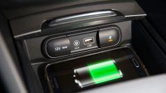 Kia Optima Sportswagon offre il sistema di ricarica wireless per il cellulare