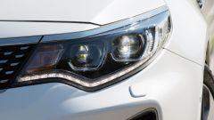 Kia Optima Sportswagon offre la tecnologia full led di serie