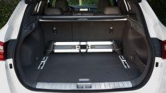 Kia Optima Sportswagon offre un bagagliaio che passa da 552 litri a 1.686 litri