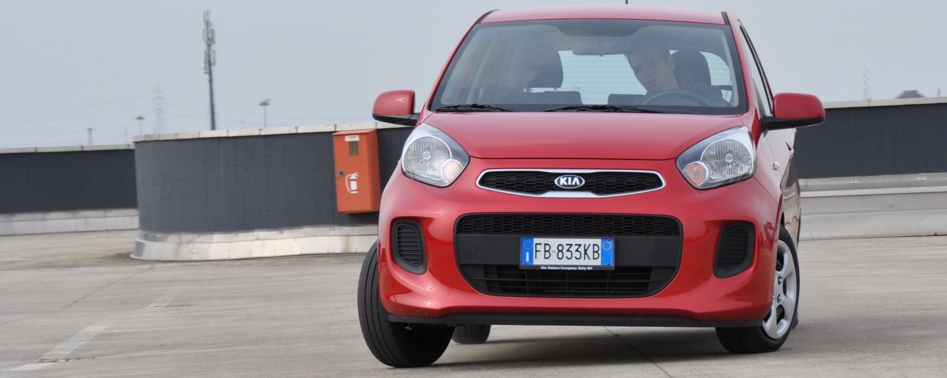 Kia PIcanto 1.0 Eco GPL Active