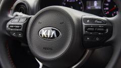 Kia Picanto 2017: il volante