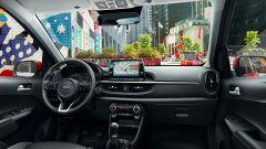 Kia Picanto 2020, alla faccia del restyling. Ecco come cambia - Immagine: 7
