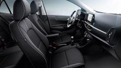 Kia Picanto 2020, nuovi allestimenti interni