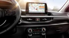 Kia Picanto 2020, nuovo display centrale