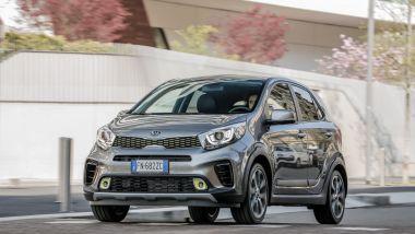 Kia Picanto, da 11.750 euro
