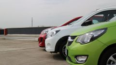 KIA Picanto 2016 vs Opel Karl vs Suzuki Celerio - Immagine: 7
