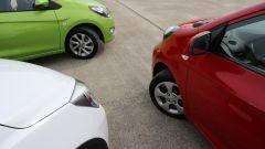 KIA Picanto 2016 vs Opel Karl vs Suzuki Celerio - Immagine: 8