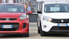 KIA Picanto 2016 vs Opel Karl vs Suzuki Celerio - Immagine: 13