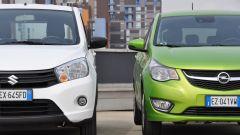 KIA Picanto 2016 vs Opel Karl vs Suzuki Celerio - Immagine: 14