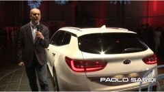 Video: le nuove Kia Optima SW e Niro Hybrid - Immagine: 5