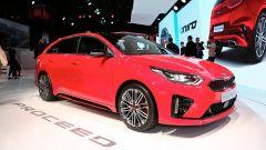 Kia Proceed 2019: prezzo, dimensioni, motorizzazioni, ibrida, diesel
